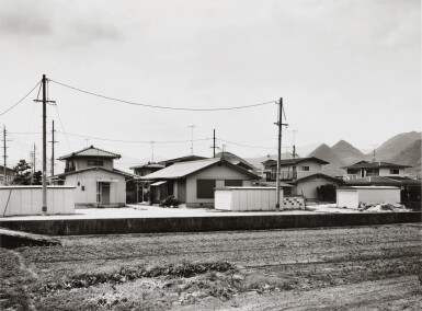 View 1. Thumbnail of Lot 74. THOMAS STRUTH | 'YAMAGUCHI, LANDSCAPE WITH GARAGES'.