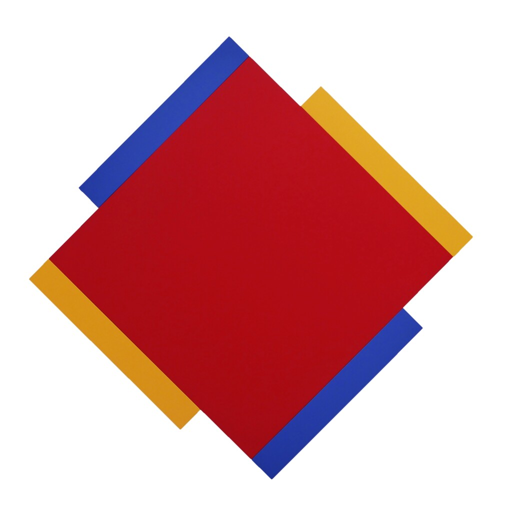 Centric Red, Blue, Yellow