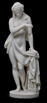 SCIPIONE TADOLINI   SCHIAVA GRECA (GREEK SLAVE)