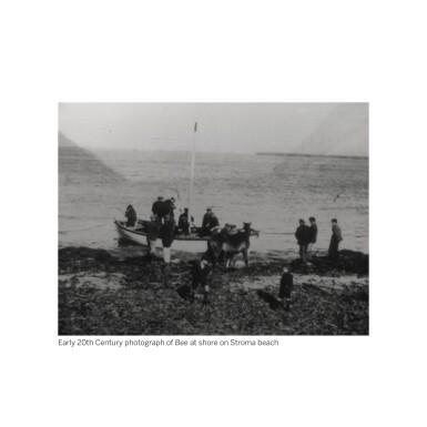 "View 9. Thumbnail of Lot 43. Stroma Yole ""Bee"" 1904, Scotland."