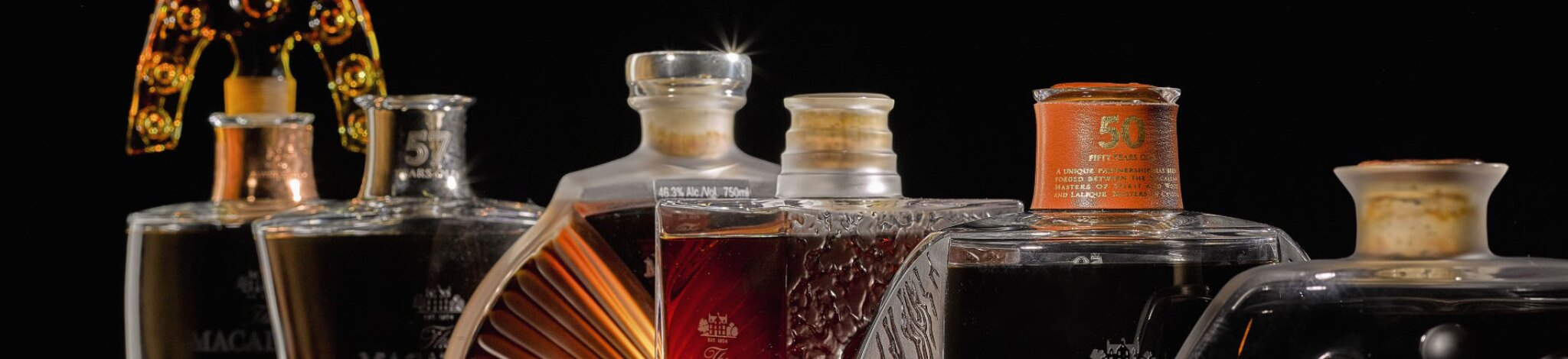The Ultimate Whisky Collection II, The Macallan Red Collection And More