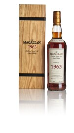 THE MACALLAN FINE & RARE 15 YEAR OLD 42.5 ABV 1963