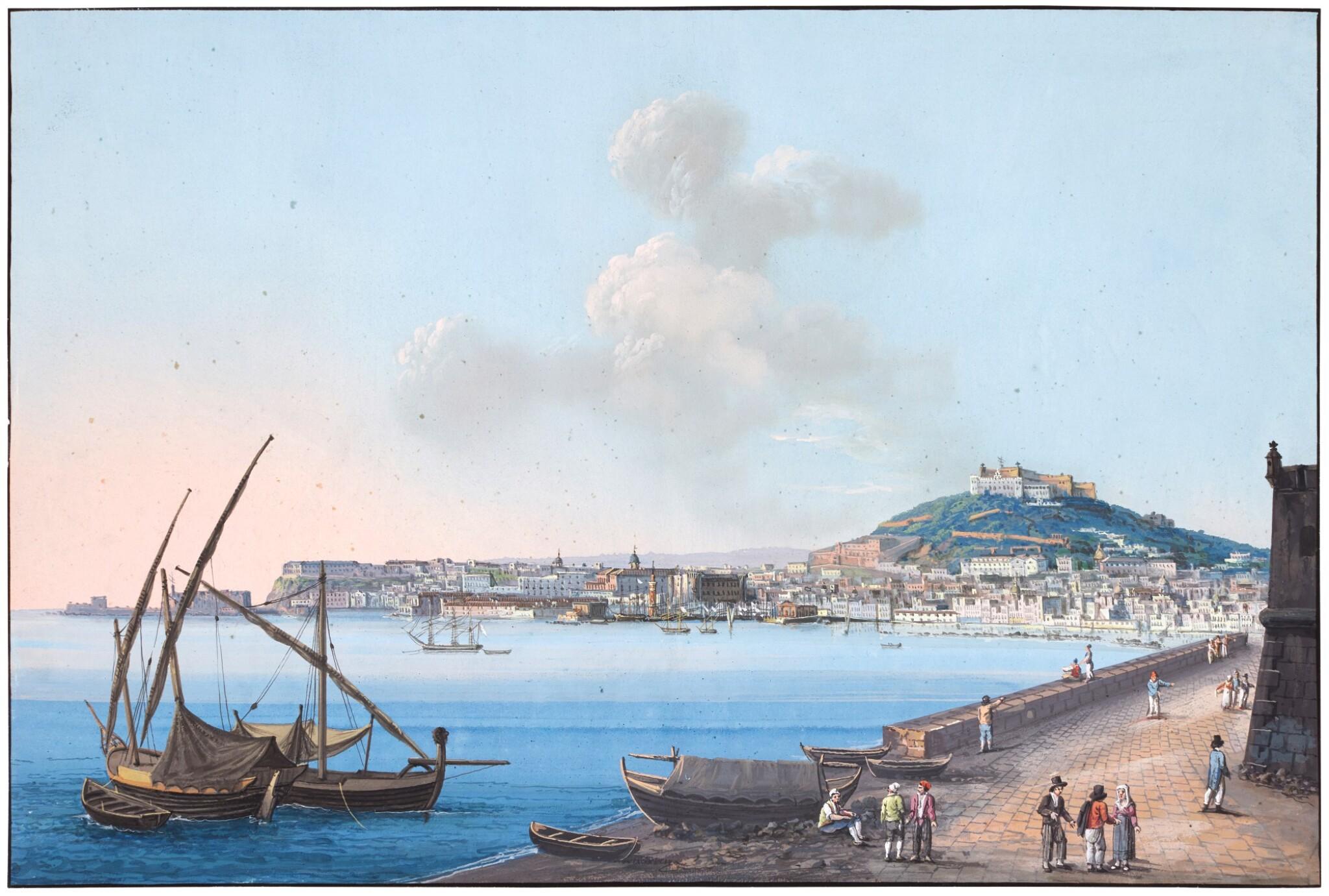 View 1 of Lot 79. Neapolitan School, 18th Century.