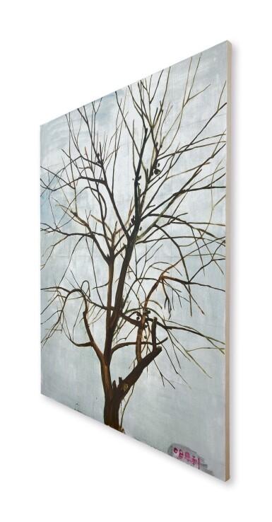 View 3. Thumbnail of Lot 30. Zhang Enli 張恩利 | Tree in Winter 1 冬天的樹 1.