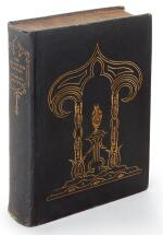 Dickens, Posthumous Papers of the Pickwick Club, 1837, presentation copy  in presentation binding inscribed to Elliotson