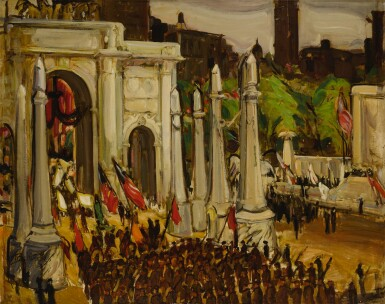 View 1. Thumbnail of Lot 149. Armistice Day.