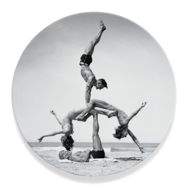 JEFF KOONS | WOW (WORKS ON WHATEVER): FOUR PLATES