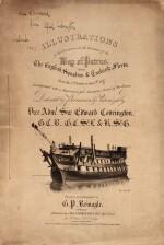 Reinagle   Illustrations of the Battle of Navarin, 1828