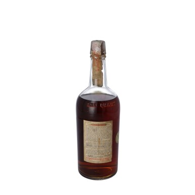 View 2. Thumbnail of Lot 217. Old Sunny Brook 7 Year Old 100 proof 1912 (1 QUART).