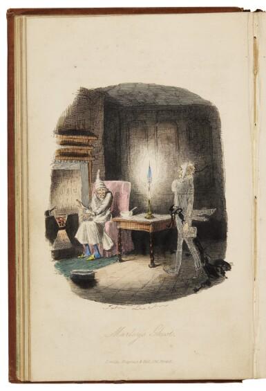 View 3. Thumbnail of Lot 88. Dickens, A Christmas Carol, 1843.