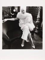 DIANE ARBUS | MADAME ALIX GRÈS, POUR HARPER'S BAZAAR, 1964