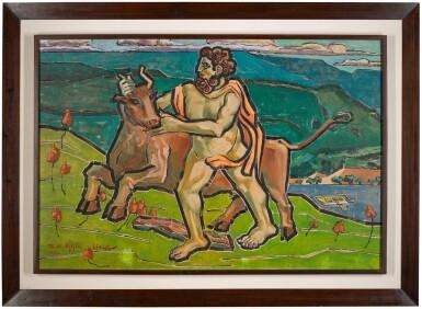 View 2. Thumbnail of Lot 9. Hercules.