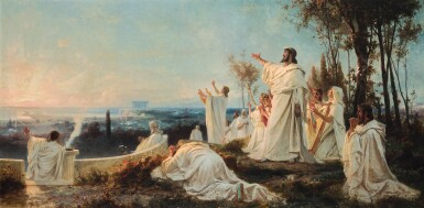 FEDOR ANDREEVICH BRONNIKOV | HYMN OF THE PYTHAGOREANS TO THE RISING SUN
