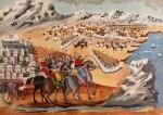 Makriyannis & Zografos. Histoire picturale de la guerre de l'indépendance hellénique, 1926. folio. printed wrappers