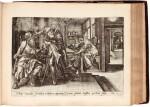 Jode, Thesaurus sacrarum historiarum veteris testamenti, [Antwerp], 1585, later calf