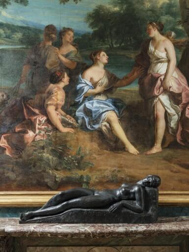 LOUIS DEJEAN | THE ODALISQUE [L'ODALISQUE]