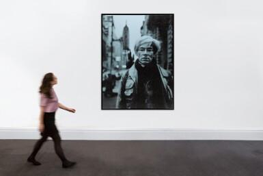 View 4. Thumbnail of Lot 108. Andy Warhol, NYC.