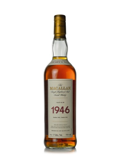 The Macallan Fine & Rare 56 Year Old 44.3 abv 1946 (1 BT75cl)