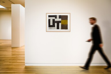 View 4. Thumbnail of Lot 216. SEAN SCULLY | 8.30.89.