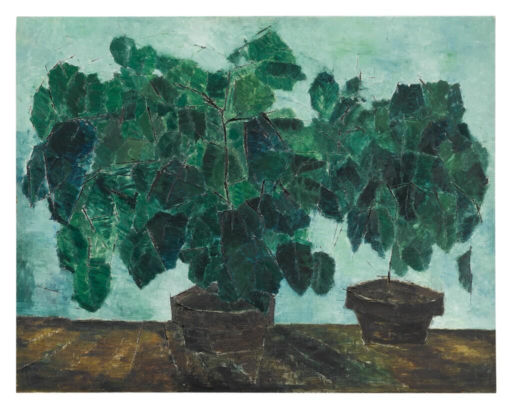 KAZUO NAKAMURA | TWO PLANTS
