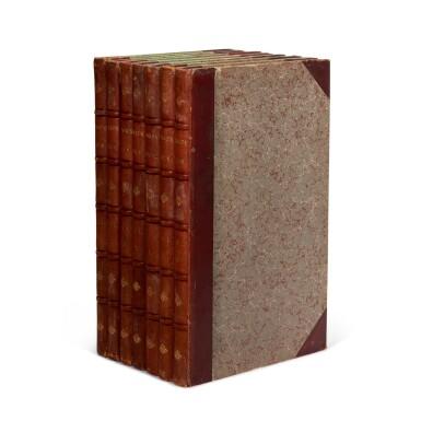 View 6. Thumbnail of Lot 28. EDWARDS   A natural history of birds [Gleanings of natural history], 1802–1806 (watermarks 1816–1824).