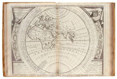 View 1. Thumbnail of Lot 21. CORONELLI   Atlante Veneto, 1691.