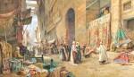 CHARLES ROBERTSON | A CARPET SELLER, CAIRO