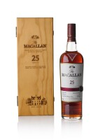 The Macallan 25 Year Old Sherry Cask Pink Ribbon 43.0 abv NV