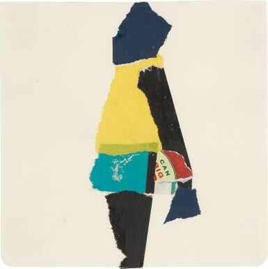 View 3. Thumbnail of Lot 801. DEBORAH ROBERTS | THE HISTORY OF EVERYTHING, PART THREE.