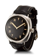 PANERAI | RADIOMIR 3 DAYS, REFERENCE PAM00376, A LIMITED EDITION WHITE GOLD WRISTWATCH WITH CALIFORNIA DIAL, CIRCA 2012