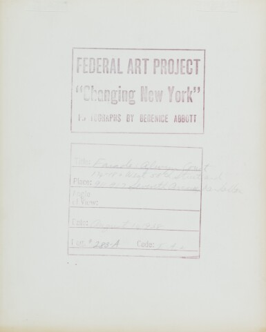 View 4. Thumbnail of Lot 61. 'Façade: Alwyn Court, 174-182 West 58th Street and 911-917 Seventh Avenue, Manhattan'.