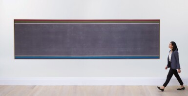View 4. Thumbnail of Lot 203. KENNETH NOLAND | MEXICAN CAMINO.