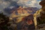Grand Canyon, Arizona (A Miracle of Nature) (Zoroaster Peak, Grand Cañon)