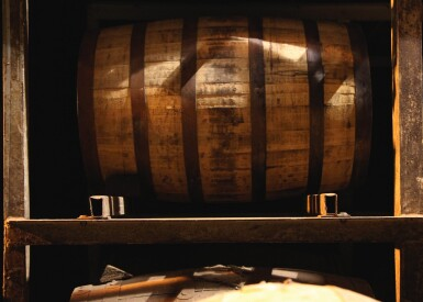FIRST FILL BOURBON CASK OF OCTOMORE 2012