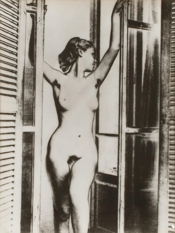 MARCEL BOVIS |  NUDE SOLARISATION , C.1935