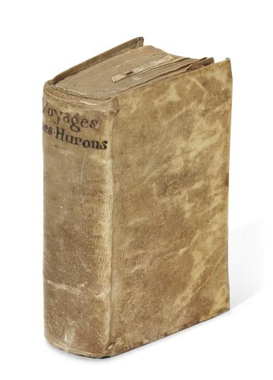 Sagard-Theodat | Le grand voyage du pays des hurons, situe en l'Amerique vers la mer douce, 1632