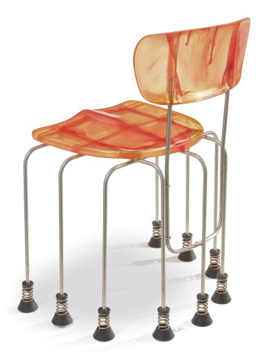 "GAETANO PESCE | ""BROADWAY"" CHAIR"