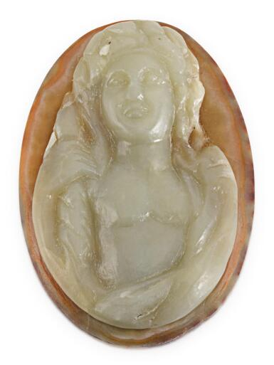 ITALIAN, EARLY 17TH CENTURY | CAMEO OF BACCHUS
