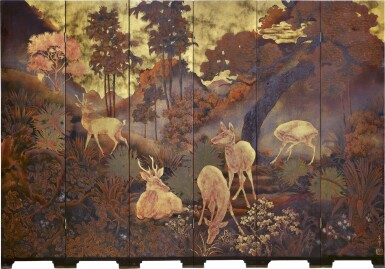 PHAM HAU 范光厚 | DEER AND STAGS IN THE FOREST 森林中的鹿