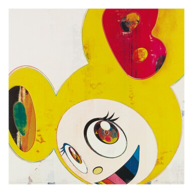 TAKASHI MURAKAMI | AND THEN, AND THEN AND THEN AND THEN AND THEN / YELLOW JELLY; AND THEN... / ORIGINAL BLUE; AND AND THEN... / GARGLE GLOP