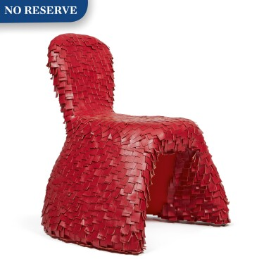 """View 1. Thumbnail of Lot 299. """"Witch"""" Chair."""