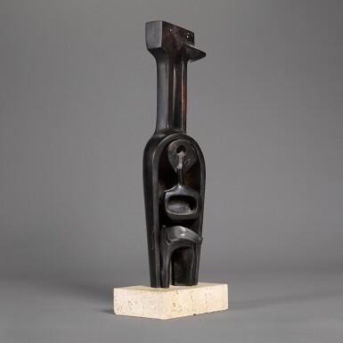 View 8. Thumbnail of Lot 682. BERNARD MEADOWS | STANDING MOTHER AND CHILD.