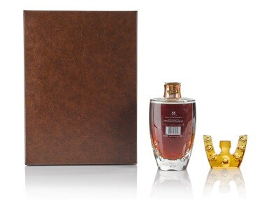 View 3. Thumbnail of Lot 20. The Macallan In Lalique 6 Pillars Collection .