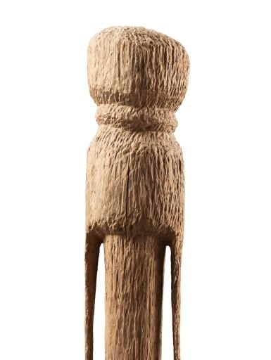 View 4. Thumbnail of Lot 225. Statue, Moba, Togo | Moba figure, Togo.