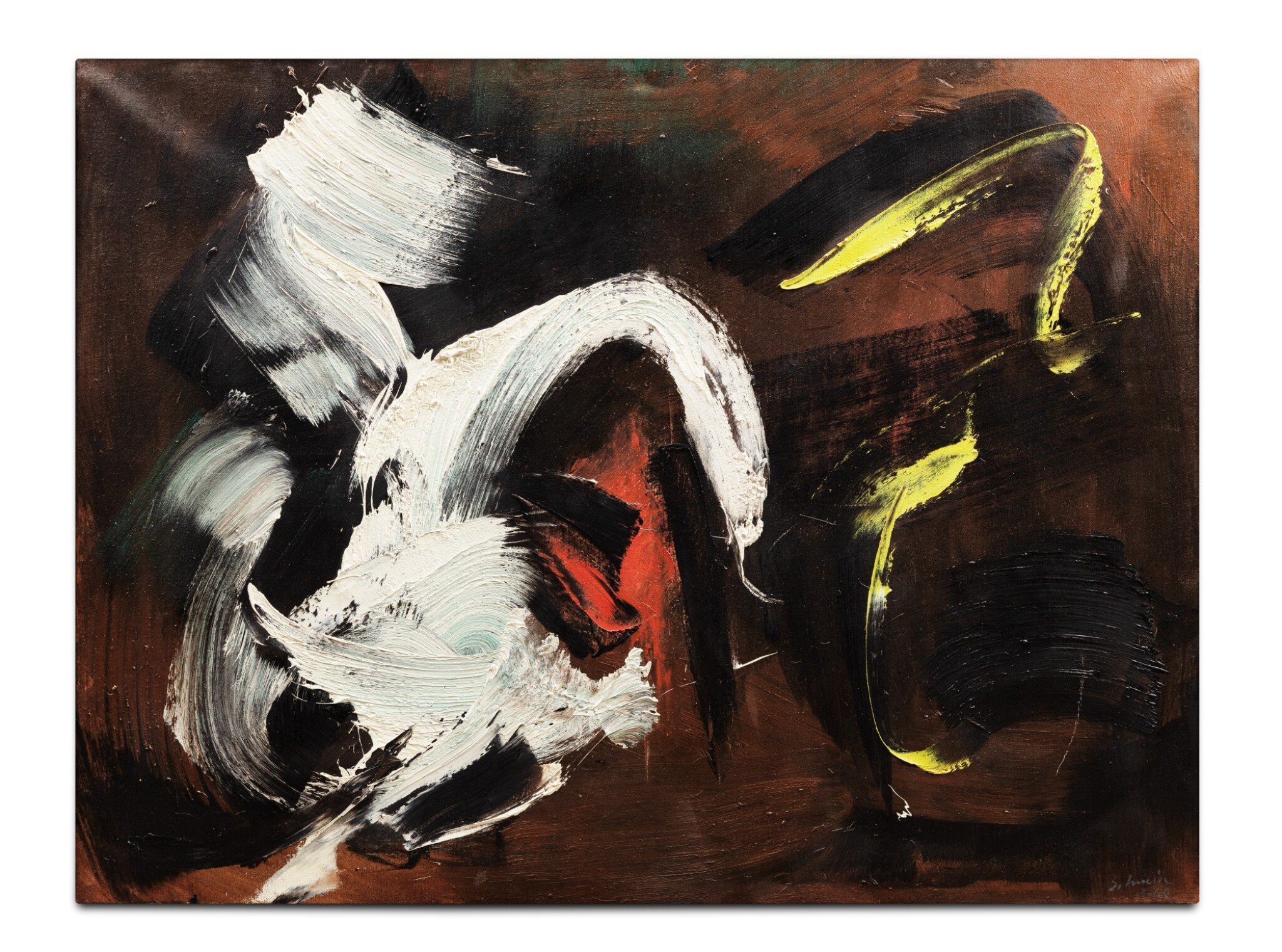View 1 of Lot 175. Composition (Opus 97 D)       .