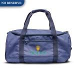 Rolex | A blue canvas duffle bag, Circa 2011 | 勞力士 | 藍色帆布手提袋,約2011年製