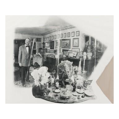 GERALD INCANDELA | ROBERT WOOLLEY IN HIS LIVING ROOM