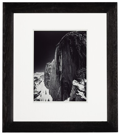 View 2. Thumbnail of Lot 37. 'Monolith, The Face of Half Dome, Yosemite National Park, Ca'.