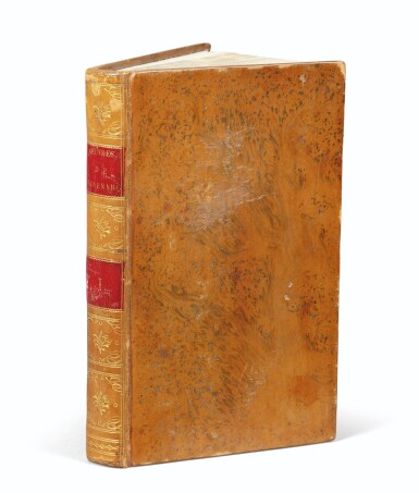 View 2. Thumbnail of Lot 167. Oeuvres. 1806 . Rel ép. Précieux exemplaire annoté (plus de 115 annotations)..