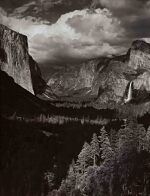 Thunderstorm, Yosemite Valley, California